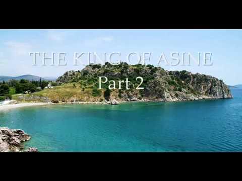 The King of Asine (Part 2)- G.Seferis, C.Tsiantis,  English Subtitles Γ. Σεφέρης, Κ. Τσιαντής
