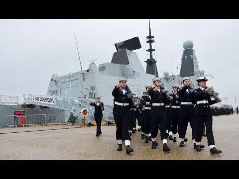 بريطانيا ترسل سفينة حربية إضافية إلى مياه الخليج  - نشر قبل 3 ساعة