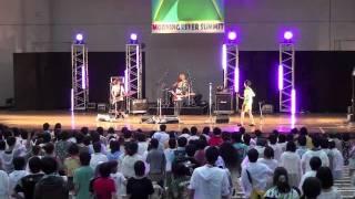 "KEYTALK""トラベリング"" 9/3(sat)大阪城野外音楽堂 「MORNING RIVER SUMM..."