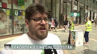 Leköpték és megrugdostak egy férfit a Budapest Pride után 19-07-18