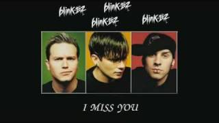 BLINK 182 - I MISS YOU (KARAOKE)