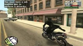 Wesker day in Gta San Andreas