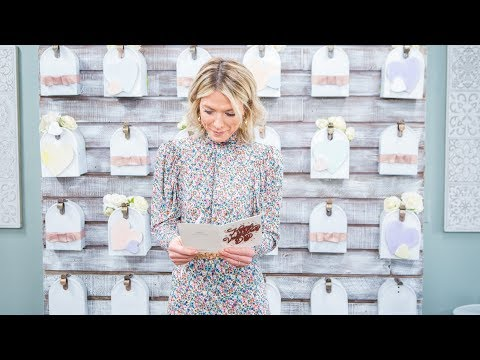 When Calls The Heart S Erin Krakow Visits Home Family Youtube