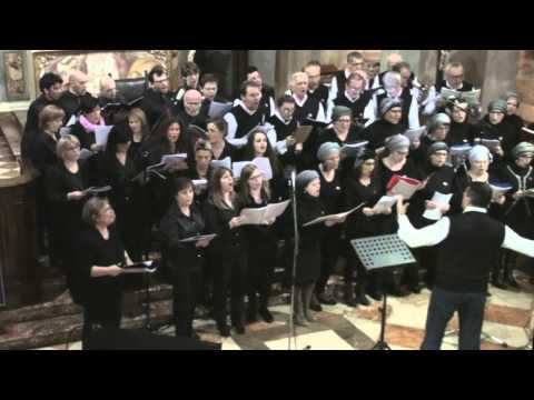 Coro San Giorgio & Coro Tre Ponti - Desert Song (B. Fraser)
