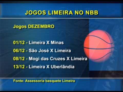 Divulgada tabela do NBB - Novo Basquete Brasil