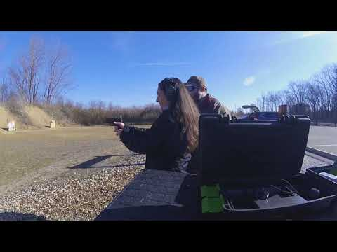 A day at the firing range