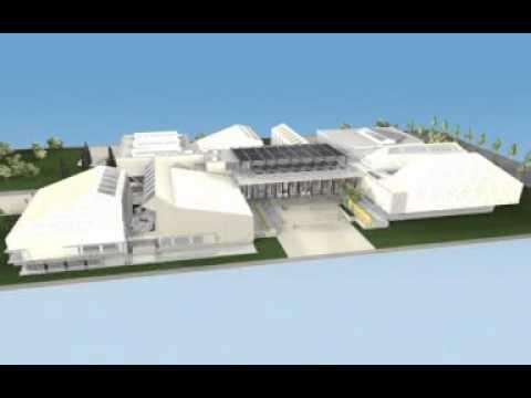 Projecte de Biblioteca Central de la Universitat de les Illes Balears
