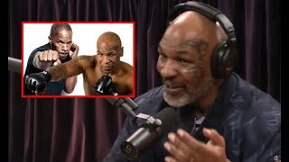 Mike Tyson on Jamie Foxx portraying him in NEW Tyson movie w/ Joe Rogan