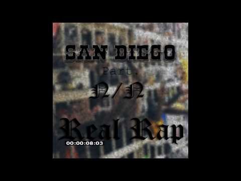 SanDiego part. N//N - Real Rap [Prod. Tanaka & Scrow]