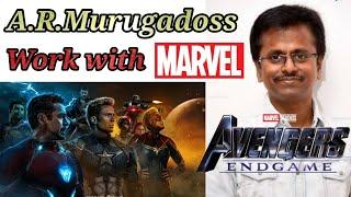 A.R Murugadoss Avengers endgame dialogue writer