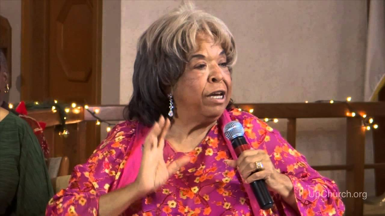 """""""Clearing the Subconscious Mind"""" Minister Della Reese Up ...  """"Clearing ..."""