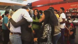 Flash Mob & Marriage Proposal, Pamela & Lennon (Lima - Perú, 2012)