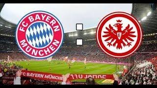 Бавария -Айнтрахт прогнозы на матч и ставки на спорт