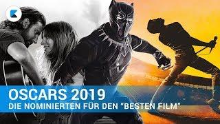 OSCARS 2019 | Die Nominierungen für den Besten Film