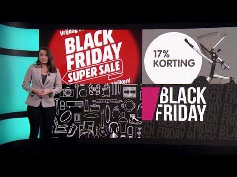 Is Black Friday eigenlijk Fake Friday? - RTL Z NIEUWS