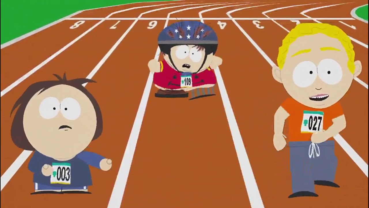 Download THE SPECIAL OLYMPICS!  South Park Clip7