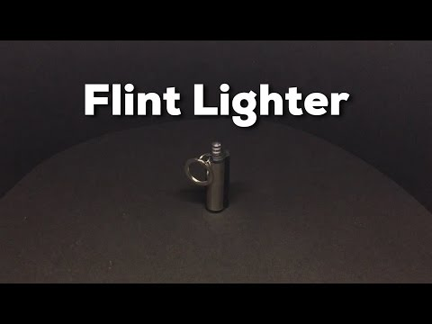 Flint Match Lighter