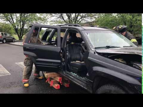 Car Crash Bristol Central High School 5655