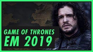 GAME OF THRONES SÓ VOLTA EM 2019, E AGORA?