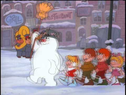 Frosty The Snowman Sing Along Songs