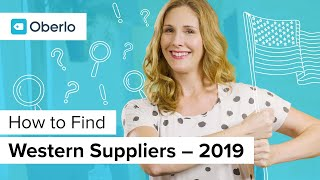 How to Find US Dropshipping Suppliers with Oberlo