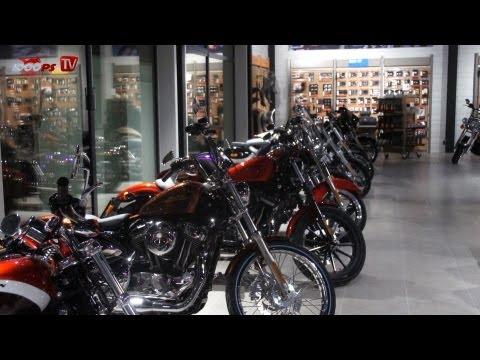 Harley Davidson Linz Shopvorstellung
