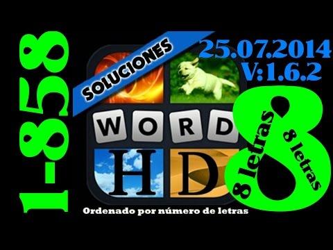 4 Fotos 1 Palabra | Todas las soluciones de 8 letras (1-858)