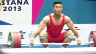 Ауыр атлетика Азия чемпионаты - 5