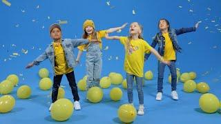 Lichterkinder - Flieger (Offizielles Tanzvideo)   Kinderlied zum Tanzen und Bewegen