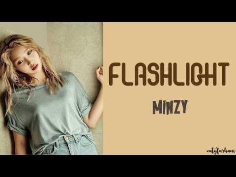 Minzy (공민지) - Flashlight (Feat. Jay Park) Lyrics [Color Coded_Han_Rom_Eng]
