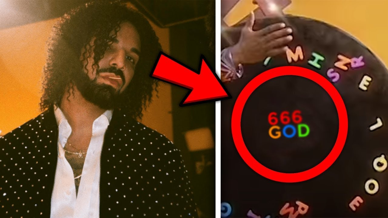 Image result for 666 god drake""