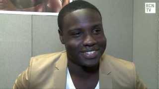 Hunger Games Thresh Interview - Dayo Okeniyi - Collectormania 2012
