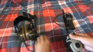 "Airsoft ""Intermediate"" Communication Head Set Setup"