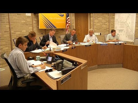 Robbinsdale officials hear debate on raising age for tobacco
