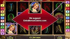 Gryphons Gold Slot - Novomatic online casino games