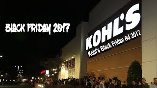 Black Friday Deals 2017 - Kohl's Black Friday 2017 Ad