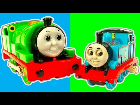 Thomas The Tank Collection 15 TOMY Toys Fixing James & Mini LGB Gnomy