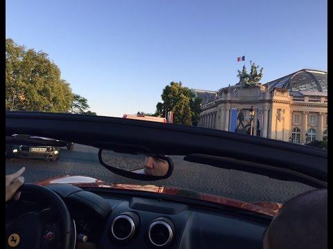 París: Tour y Ferrari