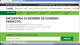 Cómo instalar wordpress en Godaddy 2015