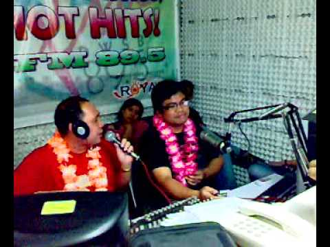 "89.5 FM - Subic Bay Radio ""The Happy Hour Show"" 03-17-09"