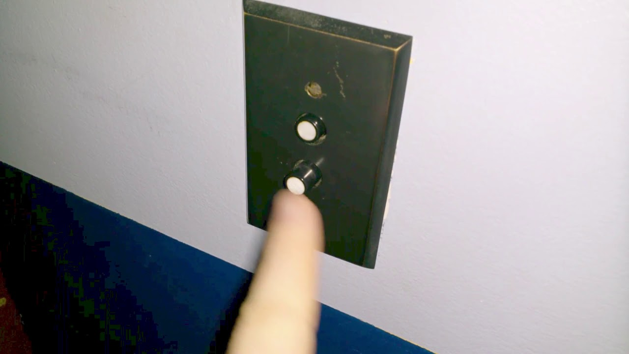 Remember Those Push Button Light Switches Youtube