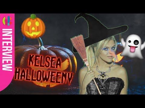 Kelsea Ballerini Funny Interview | Things Get Spooky!
