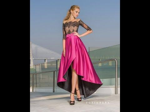 Коллекция красивых платьев от известного бренда