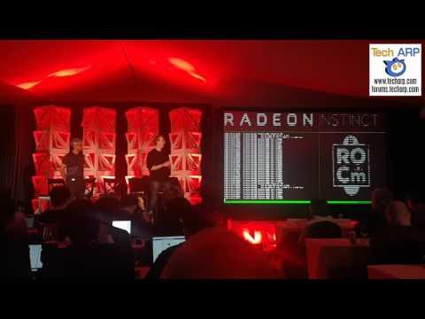 The Radeon Instinct MI25 Accelerator Meets MxGPU