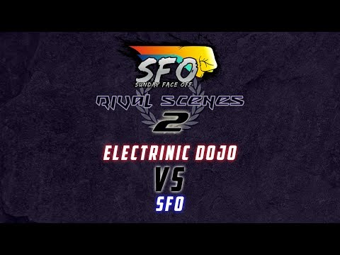 Rivals Scenes 2: Pool A - Electronic Dojo Vs SFO