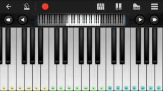 Perfect Piano android - mantan terindah (reff)