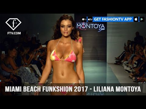Miami Beach Funkshion 2017 – Liliana Montoya | FashionTV