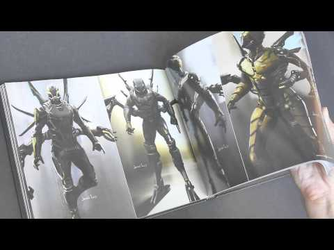 Marvels Ant-Man: The Art of the Movie