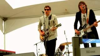The Zolas - Ancient Mars   NoteNoted.com Top 3 Live Performances of 2013