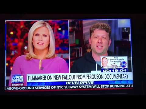 Martha MacCallum on Fox - Mar 14, 2017:  Stranger Fruit and The Shooting of Michael Brown